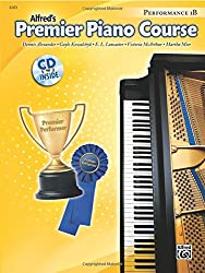 Premier Piano Course: Performance 1B +CD --- Piano - Alfred --- Alfred Publishing
