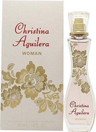 Christina Aguilera Woman 50ml Eau de Parfum Duft Spray mit Geschenk Tüte (Womens Ein Christina Stück)