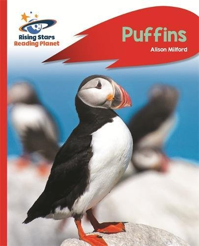 Reading Planet - Puffins - Red A: Rocket Phonics (Rising Stars Reading Planet)