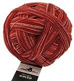 Schoppel-Wolle Jeans Ball 2129_ Kraterblick VE: 100g