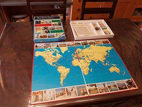 Weltreise Original von 1967 – Ravensburger Spiele - Around the world - Autour du monde