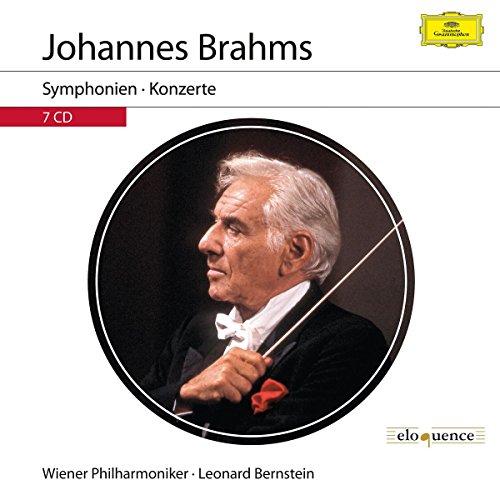 Brahms: Sinfonien, Konzerte