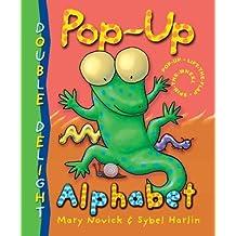 Double Delight: Pop-Up Alphabet by Mary Novick (2009-11-01)