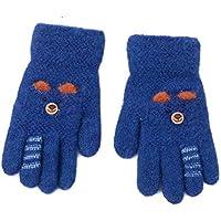 Unbekannt XIAOYAN Handschuhe Kinder Handschuhe Winter Cartoon Baby Infant Finger Handschuhe Niedlich Geeignet Für 6-10-jährige Baby, Bequem