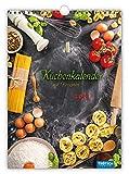 Notizkalender 'Küchenkalender' 2019 mit Rezepten