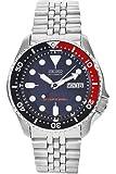 Seiko Herren-Armbanduhr SKX009K2