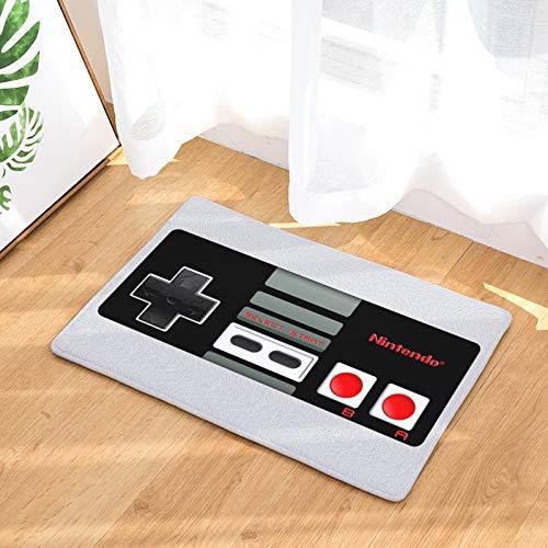 YIWAN Thermotransfer Flanellmatte Vintage Tape Digital Footprint Pad Küche saugfähige Matte Matte D2662-20 50 * 80cm (Tape Digital)