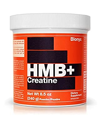 Blonyx HMB+ Creatine. 240g, 1Mo. Supply from Blonyx Biosciences