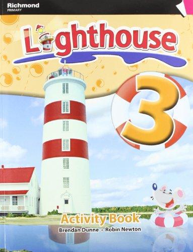 Lighthouse 3 activity book + grammar