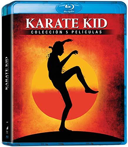 Pack: Karate Kid (5 títulos) [Blu-ray]
