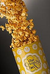 The Crunch Box Chunky Munky Cheese Popcorn Tin - 100 Gms