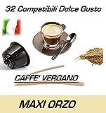 MISCELE CAFFE' VERGANO Le nostre miscele utilizzano esclusivamente chicchi di Caffè di Altissima Qualità, selezionati all'origine da esperti del settore. I chicchi vengono sapientemente torrefatti con metodi artigianali, in grado cosi di prop...