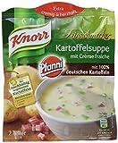 Knorr Feinschmecker Kartoffel mit Crème fraîche Suppe (2 Teller)