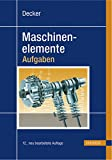 Image de Decker Maschinenelemente - Aufgaben