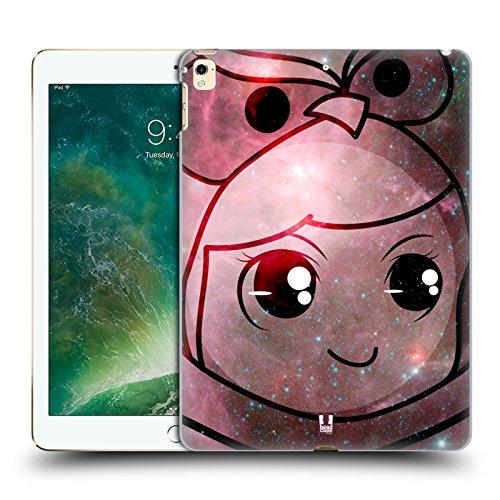 Head Case Designs Eule Kostüm Kawaii Galaxie Ruckseite Hülle für Apple iPad Pro 12.9 (2016/17) (Kostüm Xvii)