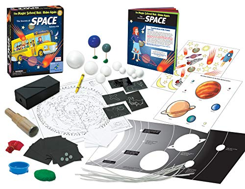 The Magic School Bus Secrets of Space (Kids R Us-spielzeug-box)