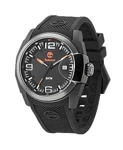 Timberland - TBL.13861JPBB/02 - Montre Homme - Quartz Analogique - Bracelet Plastique Noir
