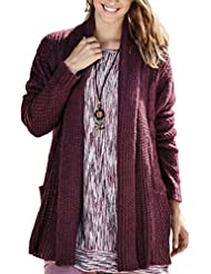 TopsandDresses - Gilet - Cardigan - Manches Longues - Femme