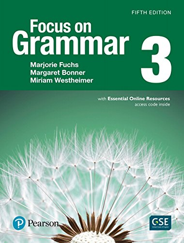 Pdf Download Focus On Grammar 3 With Essential Online Resources By