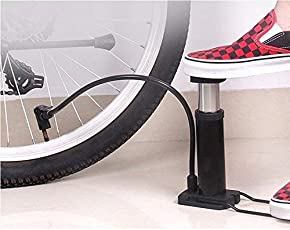 Egab Air Foot Pump for Car, Bike and Cycle