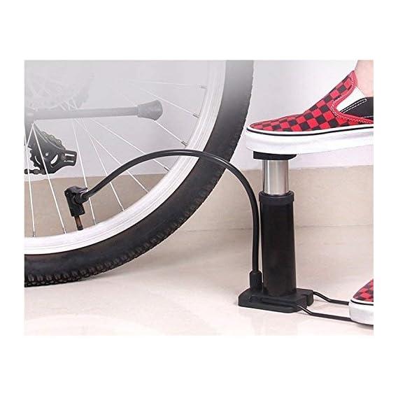 Egab Air Foot Pump for Car, Bike and Cycle