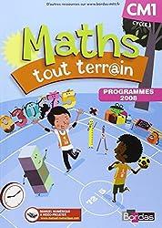 Maths tout terrain CM1 • Manuel de l'élève