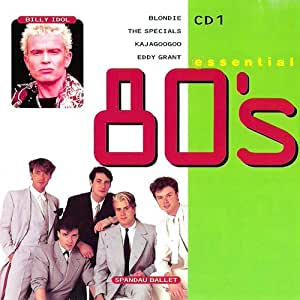 essential 80's cd 1 (CD Compilation, 16 Tracks) the