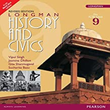 Longman History & Civics (Rev) for ICSE Class 9