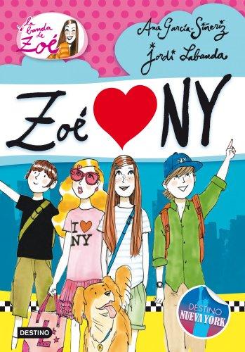 Zoé loves NY: La banda de Zoé 4: 1
