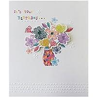 Hallmark Birthday Card for Her 'Hope It's Lovely' - Medium