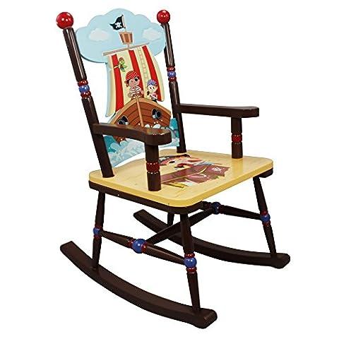 Fantasy Fields by Teamson Pirate Island Rocking Chair