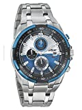 Titan Chronograph Multi-Colour Dial Men's Watch-90044KM03