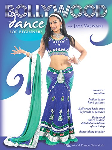 Bollywood Dance for Beginners, with Jaya Vaswani [OV]