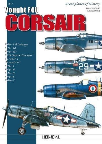 Vought F-4u Corsair por Nicholas Gohin
