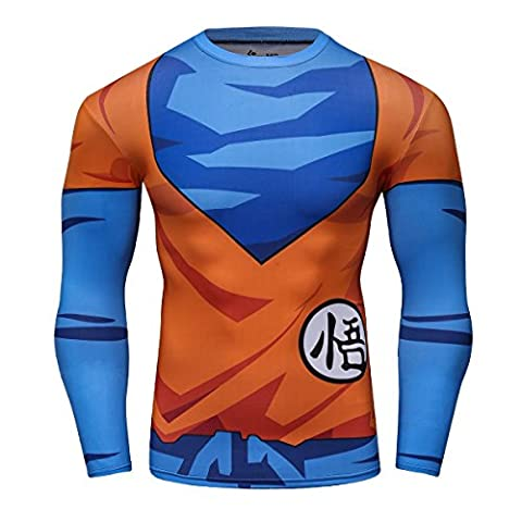 Homme Superheroes - Cody Lundin Mode Sport à manches longues
