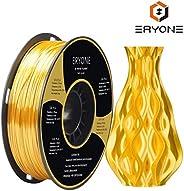 Eryone Silk PLA Filament,1.75mm PLA Filament,Silk Gold PLA,3D Printing Filament PLA for 3D Printer and 3D Pen,