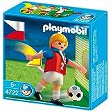 PLAYMOBIL 4722 - Fußballspieler Tschechien