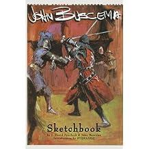 John Buscema Sketchbook: Deluxe