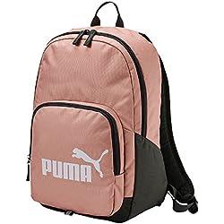 Puma Phase Rucksack, Peach Beige, 43.8x35.3x2 cm