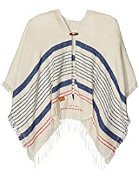 Pepe Jeans Mädchen Weste Amber Jr Poncho