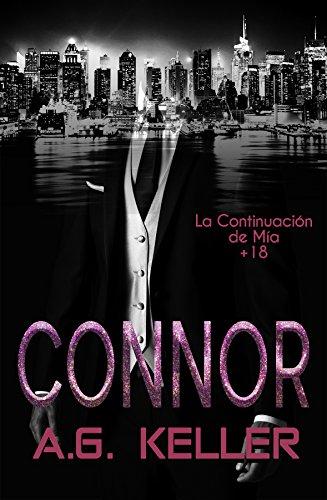 CONNOR (MIA nº 3) por A.G. Keller