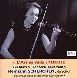 Die Kunst der Aida Stucki