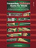 Compatible Christmas Duets for Winds - French Horn by Doris Gazda Larry Clark (2013-09-15)