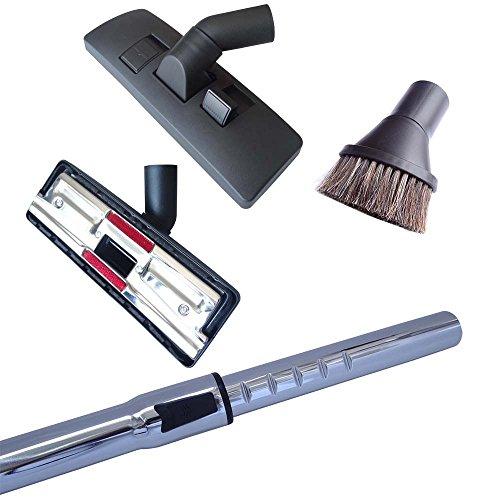 Staubsaugerrohr 35mm, Hartbodendüsen & Saugpinsel für Bosch Terrossa BSG 41800