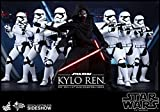 Hot Toys Star Wars First Order Kylo Ren 1/6 Scale 12 Figure by Hot Toys