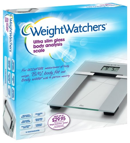 Weight Watchers Ultra – Body Fat & Body Composition Monitors