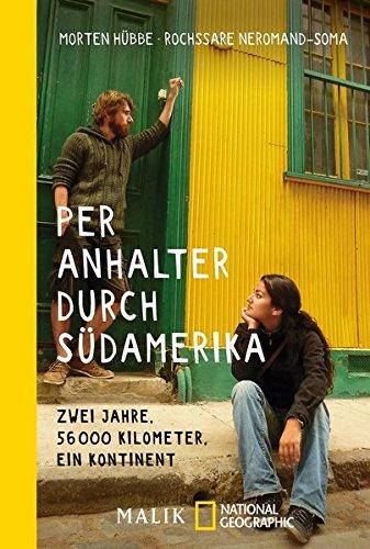 Buchseite und Rezensionen zu 'Per Anhalter durch Südamerika' von Morten Hübbe
