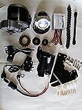 MY1016Z3 Motore elettrico per bici 22' - 28' DC 24 V 350 W fai da te, kit per bici elettrica, kit di conversione bici elettrica.