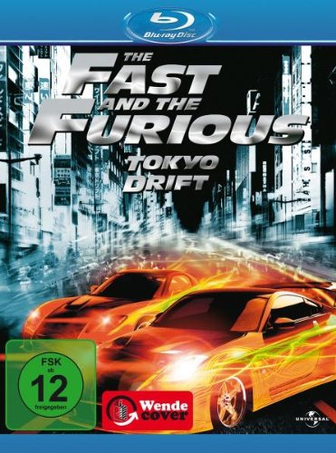 The Fast and the Furious: Tokyo Drift [Blu-ray] (Fast Furious Tokyo)