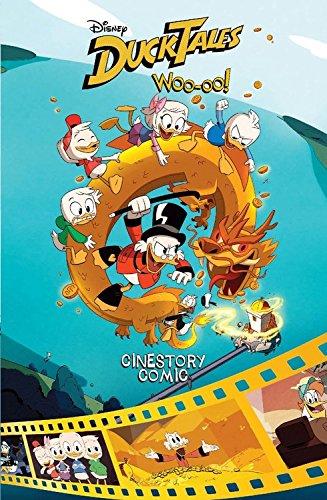 Disney Ducktales: Woo-oo! Cinestory Comic